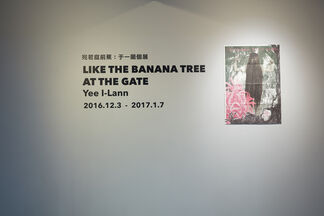 Like the Banana Tree at the Gate - A Solo Exhibition by Yee I-Lann, installation view