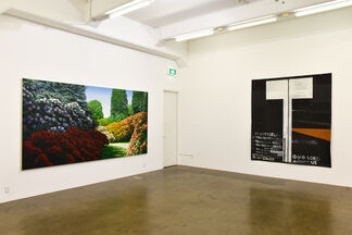 A Place to Stand, installation view
