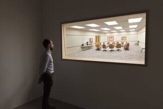 Roxy Paine: Farewell Transmission, installation view