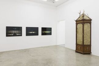 Mel Ziegler: Sticks and Stones May Break My Bones (with a selection of works by Kate Ericson and Mel Ziegler), installation view