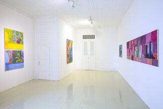 Roberto Paradise at NADA Miami Beach 2013, installation view