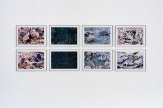 Reinhard Hauff at Art Cologne 2017, installation view