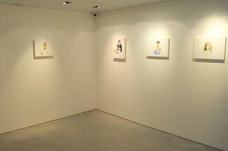 Eran Shakine   Graffitigirl, installation view