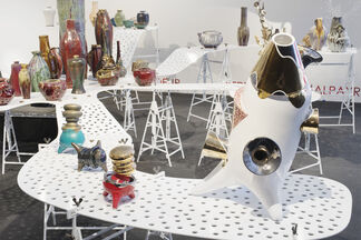 Jason Jacques Inc. at Design Miami/ 2013, installation view