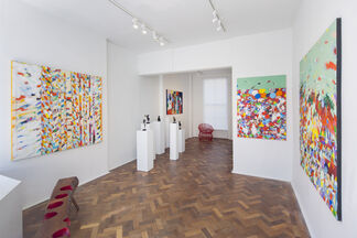 Migrations, installation view