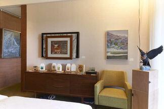 2020 Art Formosa   Capital Art Center   eslite hotel Room 5005, installation view