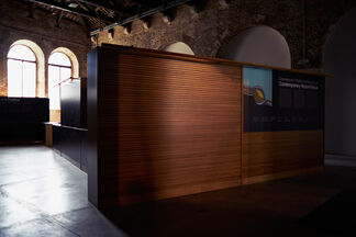 Mozambique Pavilion, installation view