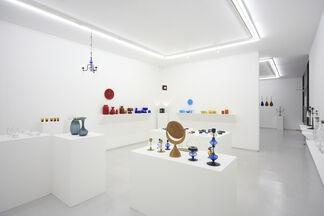 Erik Höglund, installation view