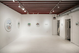 Cyclical, installation view