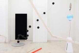 Björn Dahlem, Der Wahrheitsraum (Paulus Somni), installation view
