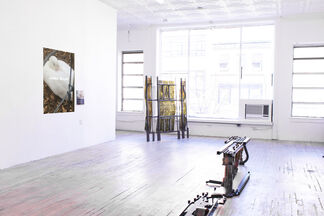 A Dumb Sound, A Sweet Bell, installation view