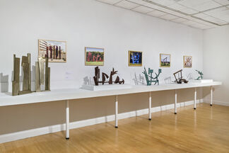 Oded Halahmy: Exile is Home, installation view