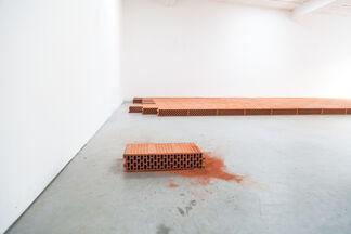 Mauer, installation view