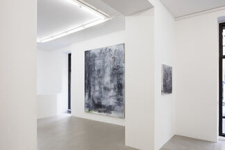 Heli Hiltunen: Wish to Get There Before Dark, installation view