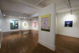 Against Forgetting I, installation view