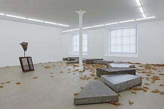Martin Boyce, installation view