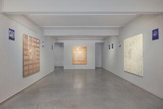 Domenico Bianchi, installation view