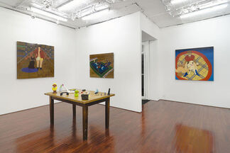 Good Afternoon!, installation view