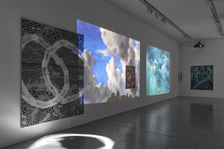 Toby Ziegler: The sudden longing to collapse 30 years of distance, installation view
