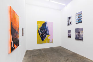 Rayk Goetze: Intermezzo, installation view