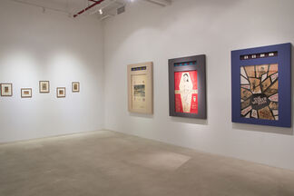 Ho Sintung: Surfaced, installation view