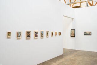 C.K. Wilde: Temper, installation view