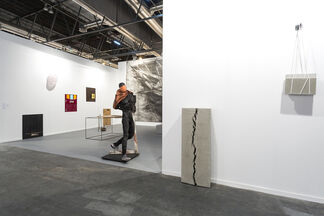 Galerie Jocelyn Wolff at ARCOmadrid 2018, installation view