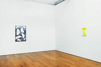Robert Holyhead: Paintings, installation view