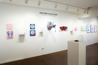 Featured Collections by PJ Linden and Hunter Stabler, installation view