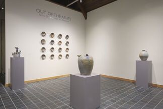 Out of the Ashes: Notre Dame Ceramic Art Symposium, installation view