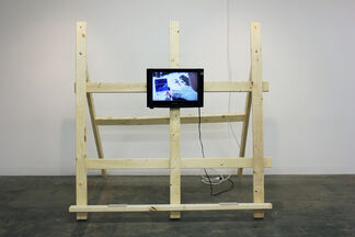 Shooting Skies, installation view