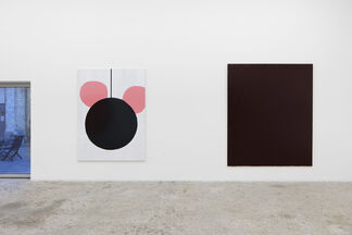Parallel #15: «...and more paintings...», installation view