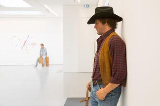 Duane Hanson, installation view