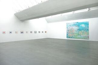 Janaina Tschäpe | Fernweh, installation view