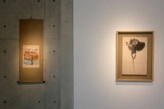 Makoto Fujimura Special Exhibition 藤村真-精選展, installation view