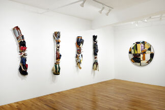 Charles McGill: Territories, installation view