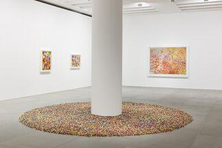 Damien Hirst & Felix Gonzalez-Torres, installation view