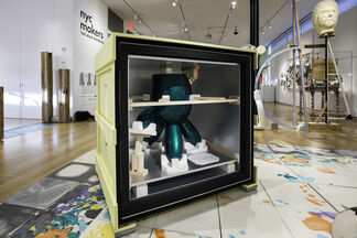 NYC Makers: The MAD Biennial, installation view