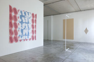 Picture / Painting / Object (curated by Laurence Dujardyn), installation view