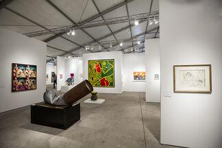 Omer Tiroche Contemporary Art at Art Miami 2015, installation view