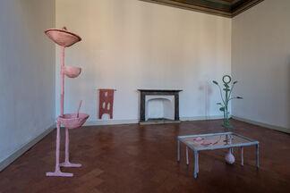Oren Pinhassi a Palazzo, installation view