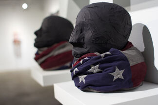 With Liberty and (in)Justice For All?, installation view