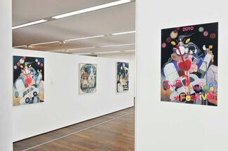 Aya Takano at Museum Frieder Burda Baden-Baden, installation view