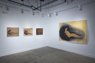 Hiba Schahbaz: Self Portraits, installation view