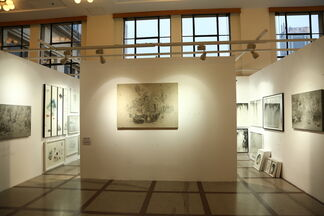 FQ Projects  at ART021 Shanghai Contemporary Art Fair 2015, installation view