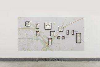 Guo Hongwei, installation view