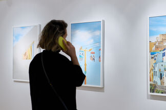 Ben Thomas : Young and ..., installation view
