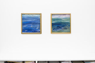 PAUL THEK: Ponza and Roma, installation view