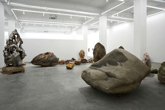 Wang Sishun: Apocalypse, installation view