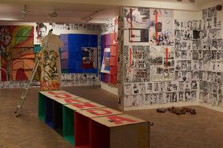 African Industrial Revolution | e-studio Luanda, installation view